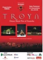 Bilete spectacolul troya prezentata de trupa fire of anatolia