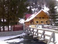 Cabana caprioara