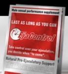 EjaControl     stop ejacularii precoce