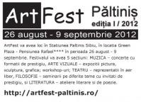 Festivalul de Arta de la Paltinis  26 august   09 septembrie 2012