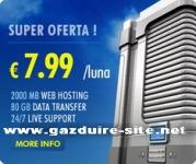 Gazduire Web Reseller Inregistrari Domenii Web Gazduire Site in Romania si Germa