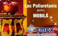 Lac Poliuretanic pentru Mobila EMEX