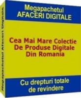 Megapachet afaceri digitale 2007 cu drepturi de revindere garant