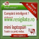 Mini Laptopuri cu reducere pe Resigilate.ro