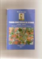 Monografia istorica a comunei padina