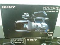 Sony HD1000  Sony FX1000  Sony VX2200  Sony V1  Filmare pe suport Mini