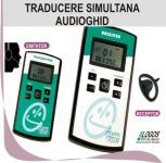 Tour Guide     sisteme audio ghid si traducere simultana cu casti