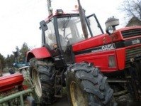 TRACTOR AGRICOL CASE 125 CP