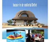 Vacanta de LUX in Delta Dunarii   Aqua Villa de 4 stele