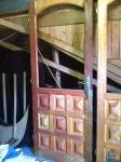 Vand 2 usi din lemn pentru interior casa vila noi