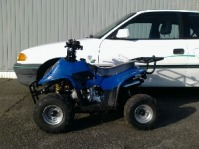 Vand   ATV Quad BIGFOOT  Off Road Pickup
