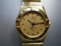 Vand ceas de aur Omega   18k  137.8 gr  nou