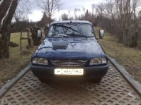 Vand   Dacia 1307 Double Cab  Off Road Pickup