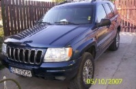 Vand   Jeep Grand Cherokee Limited  Off Road Pickup