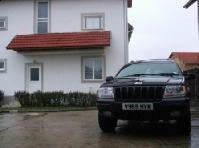 Vand   Jeep Grand cherokee limited