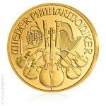 Vand Monezi de Aur Austrian Philharmonikers