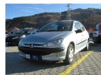 Vand   Peugeot 206 One LIne 1.4 E 75 CP  Berlina