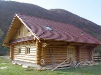 vand si construiesc cabane din busteni