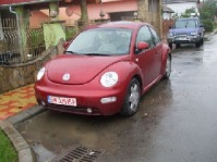 Vand   VW BEETLE COUPE 1 8 I 150CP