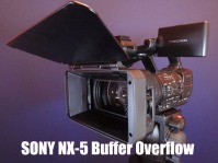 Videocamere Full HD  Sony NX5  AX2000  Panasonic AC120E  AC130A  excel